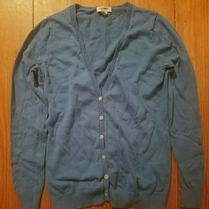 Women's Blue Old Navy Cardigan Size XS
